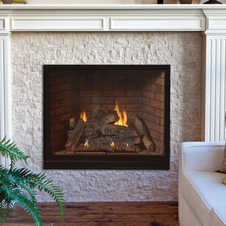 36 inch Tahoe Luxury Clean-Face Fireplace