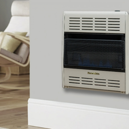 HearthRite HB20 Blue Flame Heater