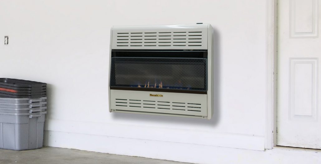 HearthRite HB30 Blue Flame Heater